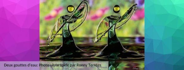 Photo ultrarapide, Rony Terntes