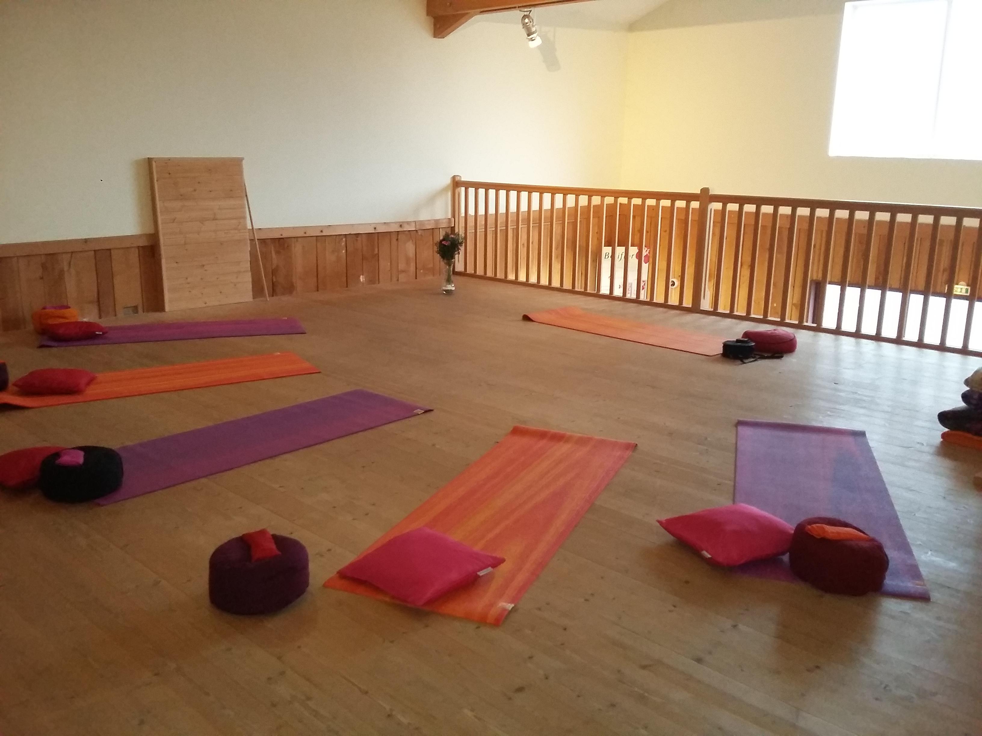 Stages et cours de Yoga, Souffle et Mouvement